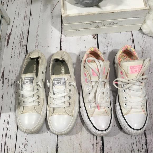 a5f5a965519f Converse Shoes - Converse All stars chuck Taylor bundle
